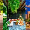 INTERIOR TIPS | How to decorate a small patio with style