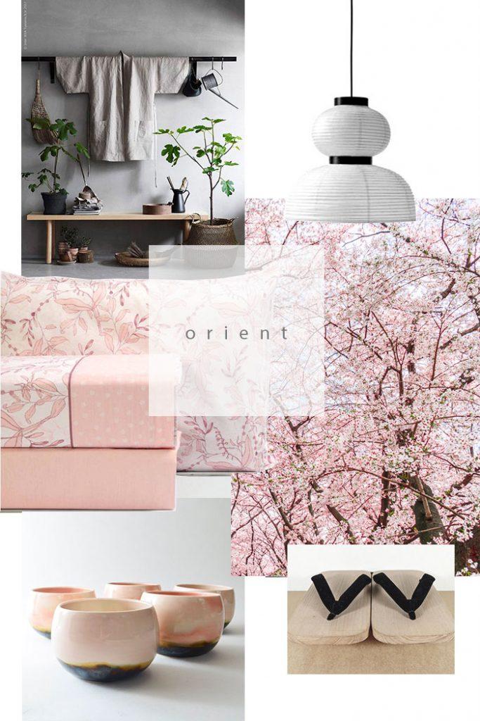 bedroom decorating trends, japan interior trend