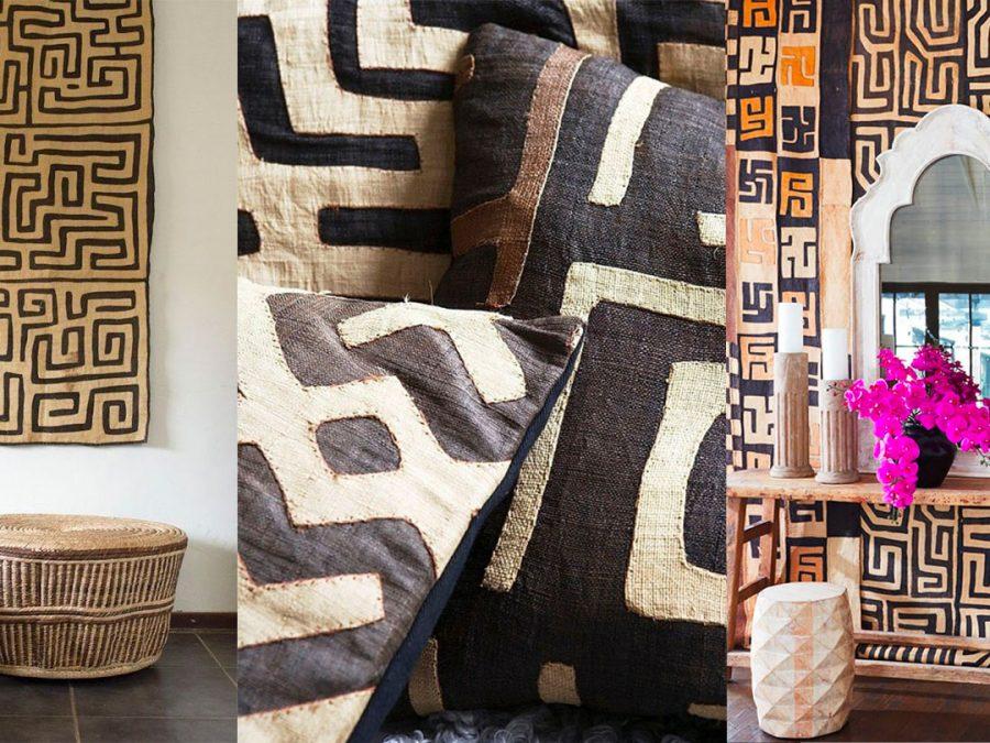 pattern design trends, African textiles, Cuba textiles