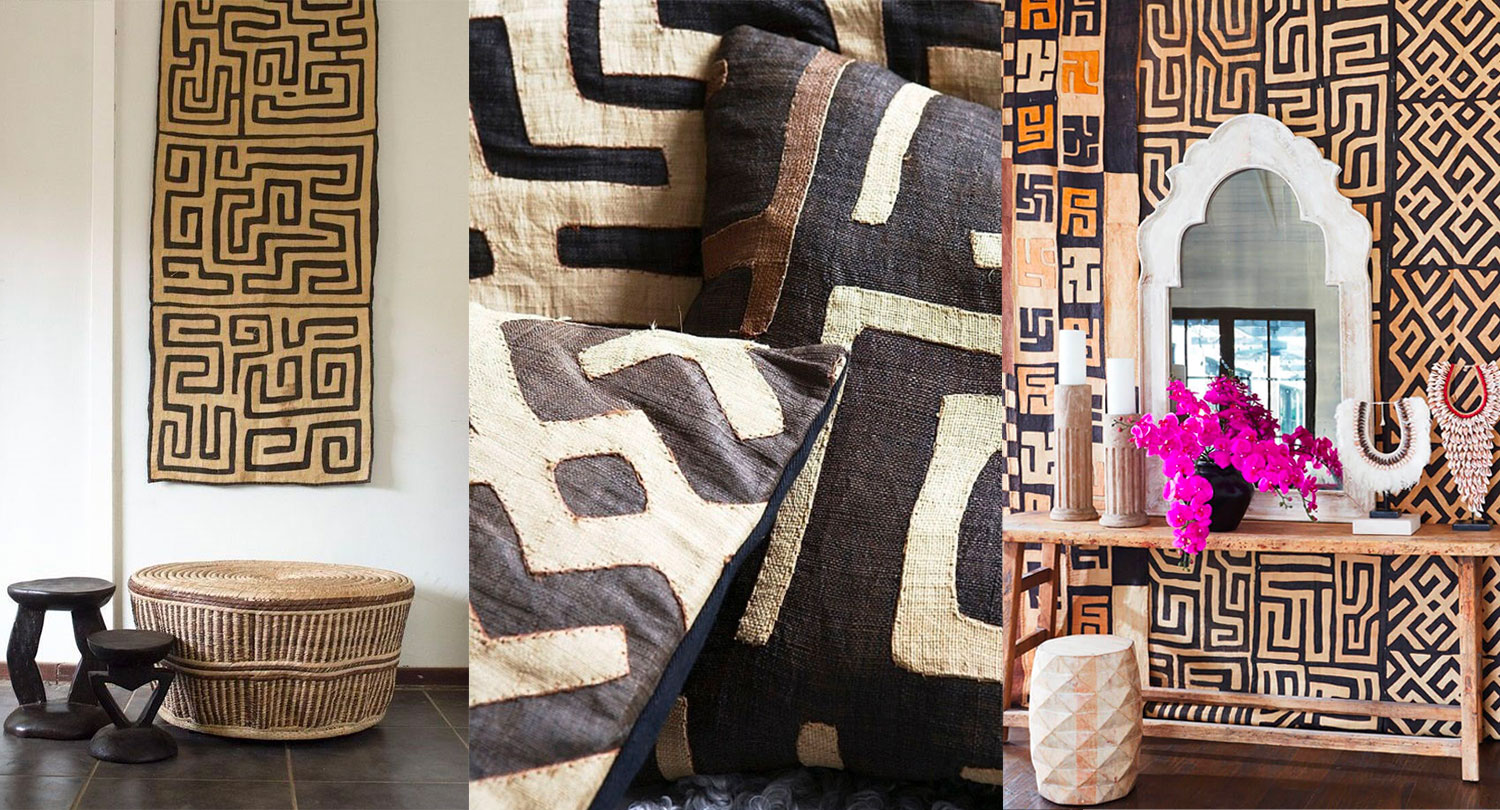 INTERIOR TRENDS | Learning about African design and interior style