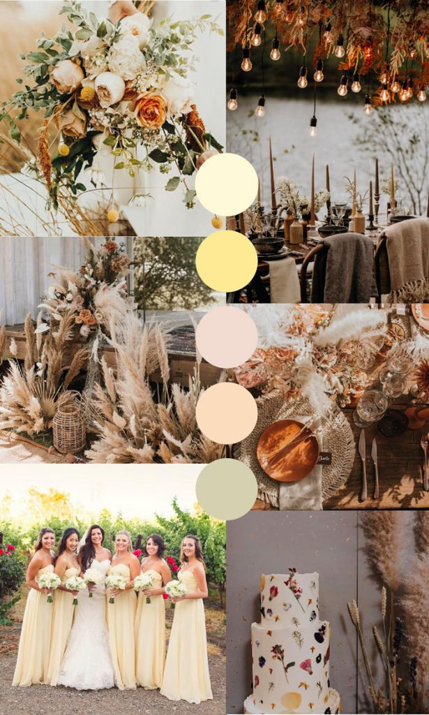Top Wedding Color Trends For This 2020 Italianbark