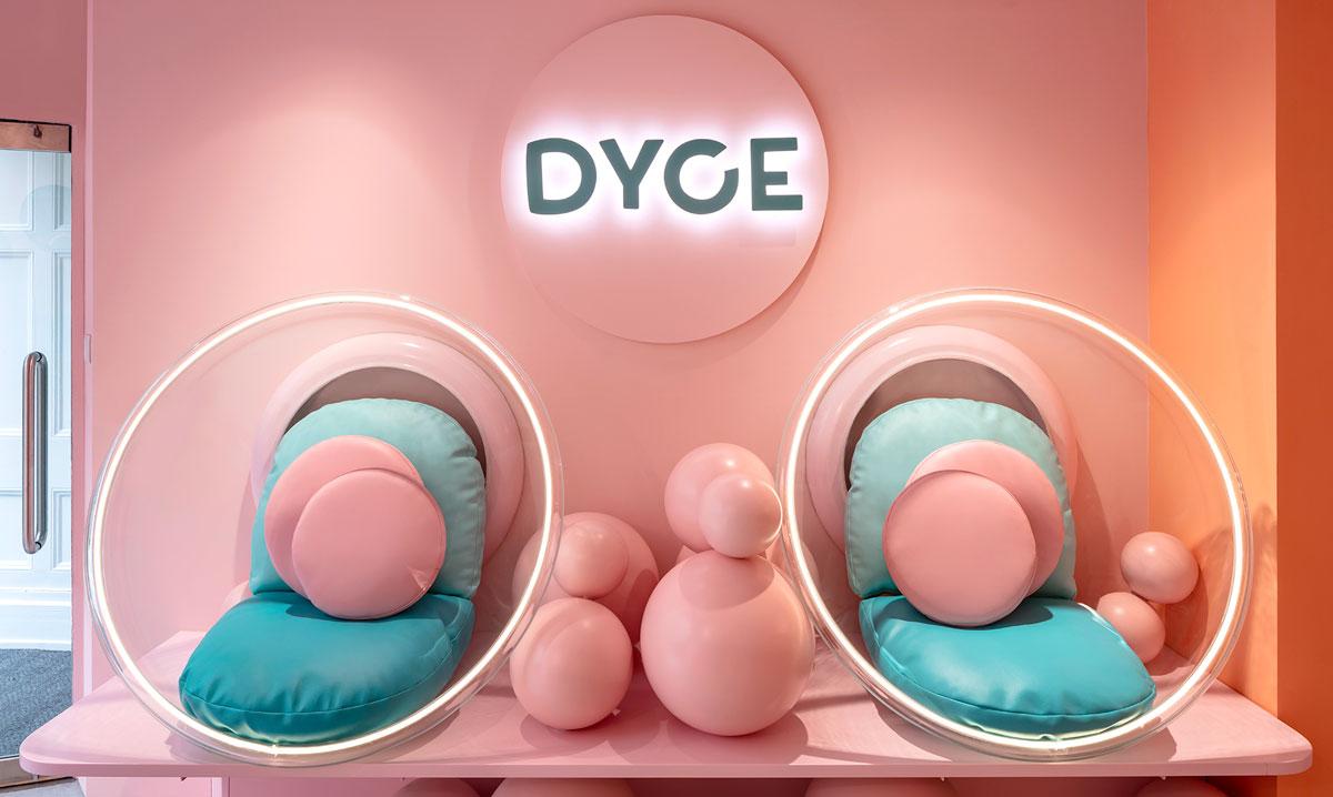 playful design trend, ice cream shop design london