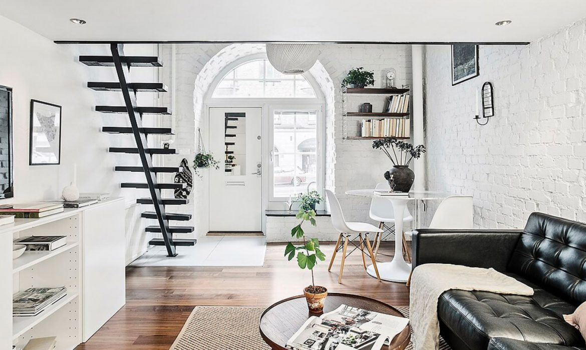 HOME TOUR | Living in 20 mq with style