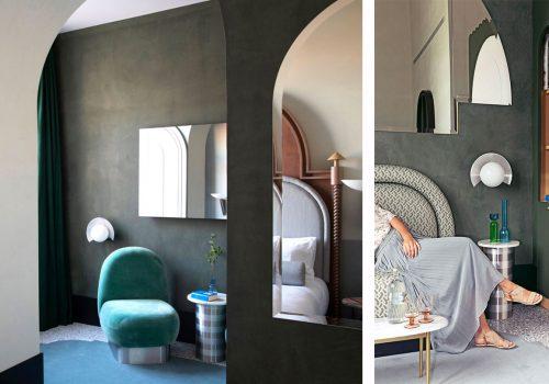 ITALIAN INTERIORS | A brand new design hotel in Venezia
