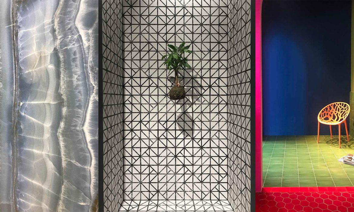 TILE TRENDS 2020 to watch out from Cersaie 2019