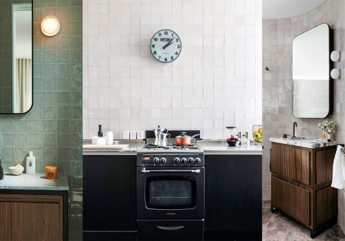 INTERIOR TRENDS | Decorating with zellige tiles