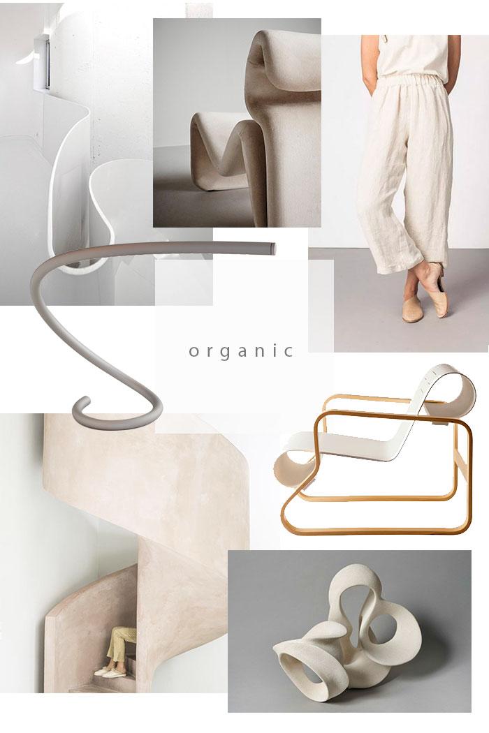 interior design trends 2020 2021, organic design trend
