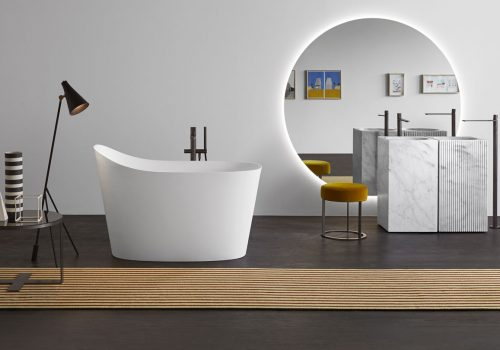 ITALIAN DESIGN | 4 beautiful freestanding bathtub designs by Antoniolupi