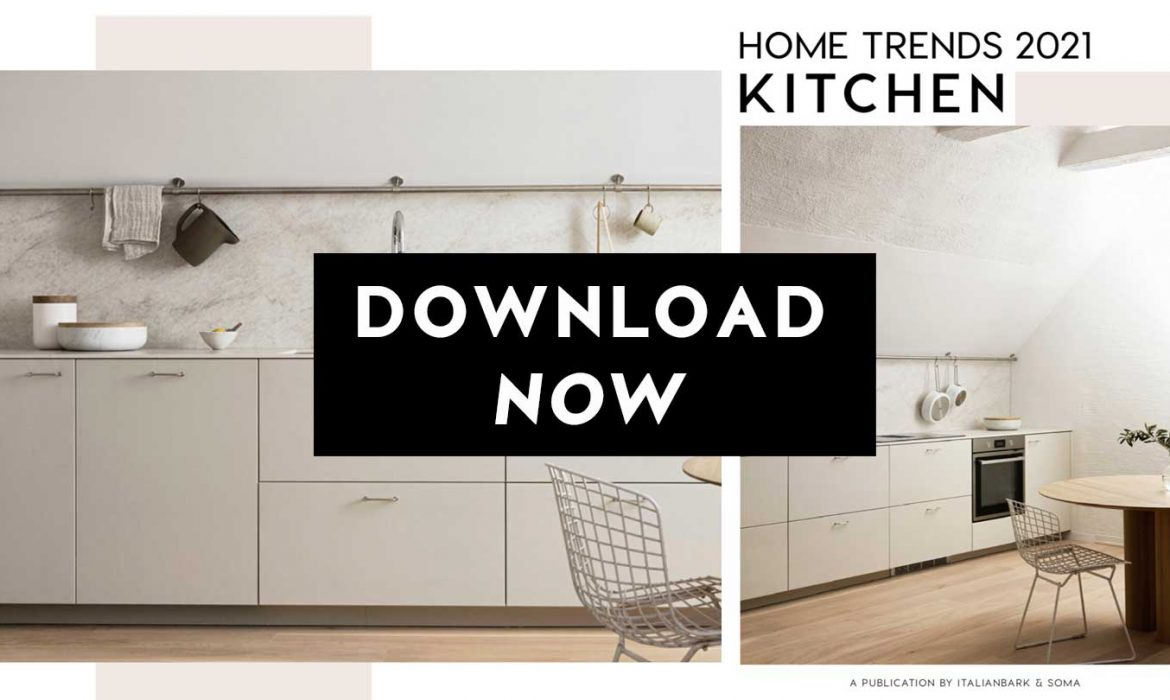KITCHEN DESIGN TRENDS that will be huge in 2021