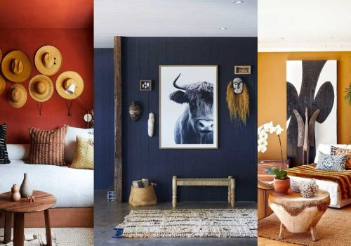 COLOR TRENDS | 3 ways to play with African colours' palette