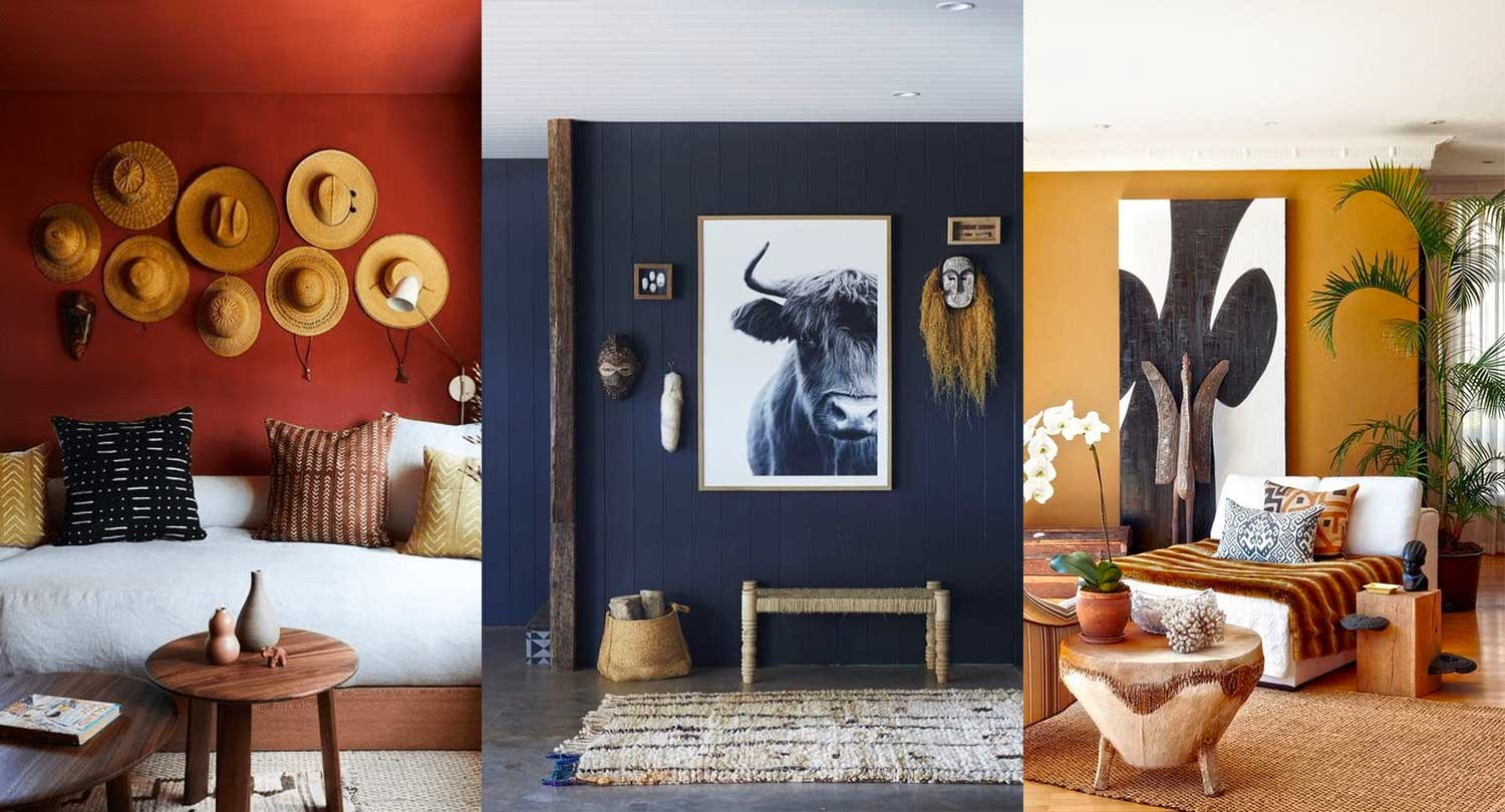 African color palette ideas