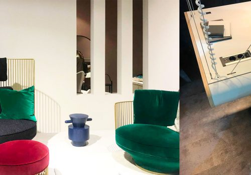 10 Furniture Design Trends as seen at the imm cologne 2020 fair