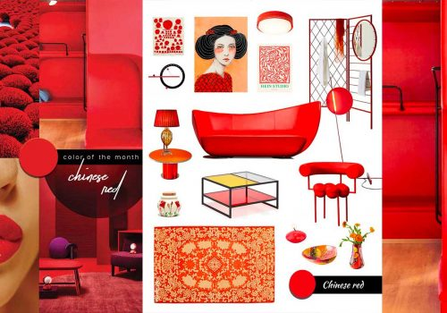 SHOP IT | Decorating with sexy but dangerous Chinese Red