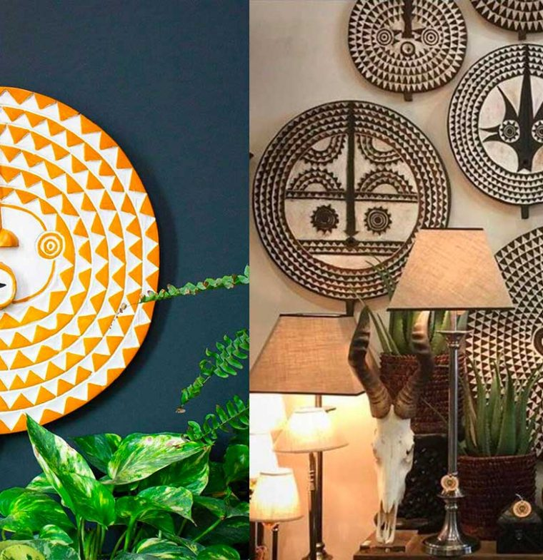 DECOR TRENDS | African vibes with Burkina Faso masks