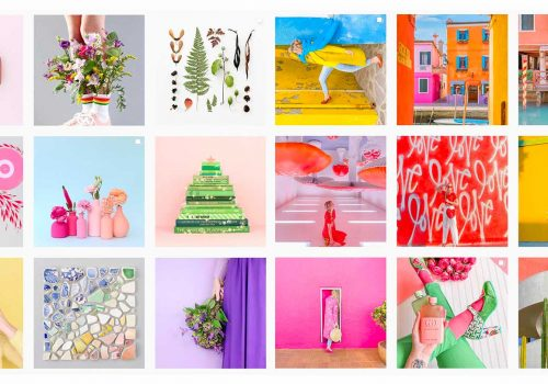 7 Colourful Instagram Accounts to boost positivity