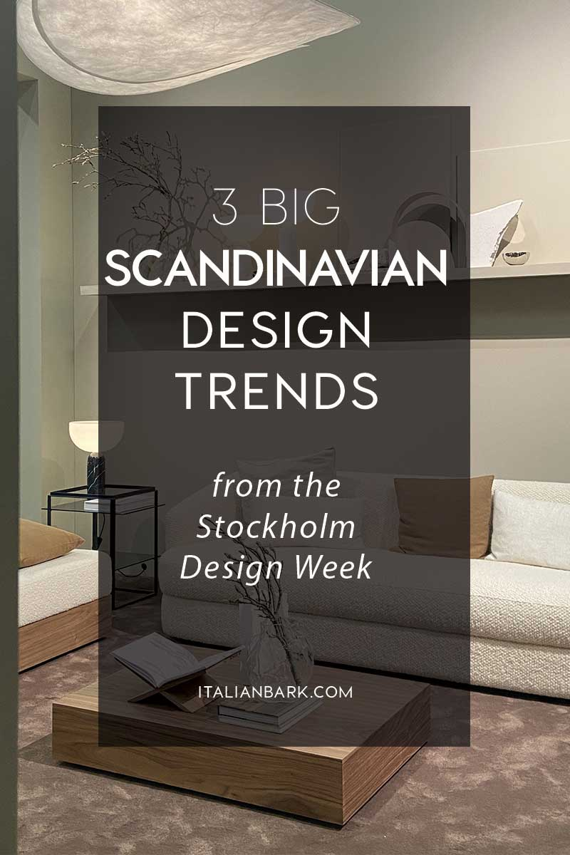 INTERIOR TRENDS 4 Latest Scandinavian Design Trends 2020