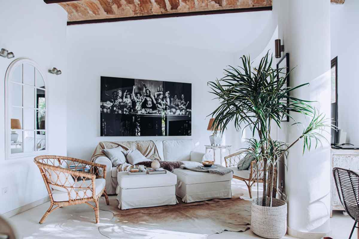 How To Get The Boho Chic Home Decor Style House In Maiorca