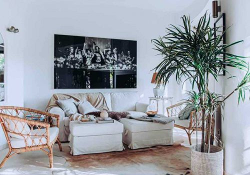 HOME TOUR | How to get the Boho Chic style at home from Maiorca