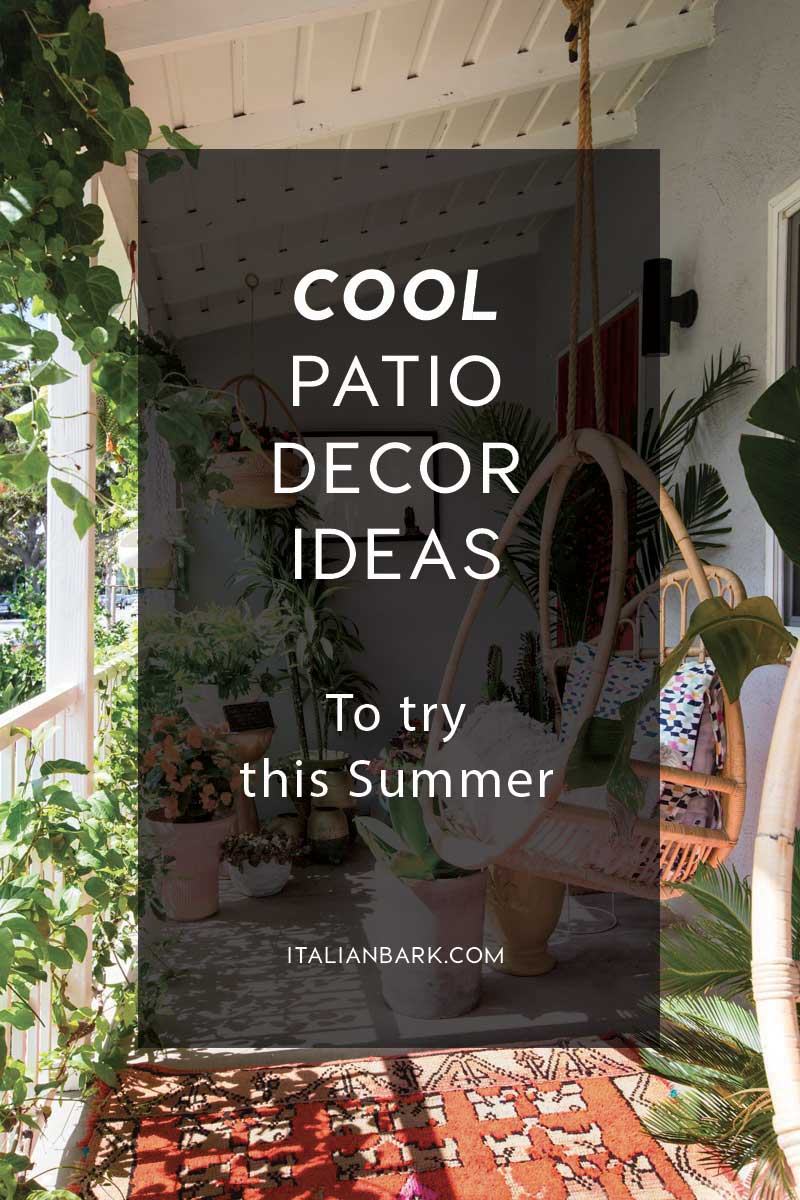 best patio decor ideas, outdoor design trends, garden patio decor,