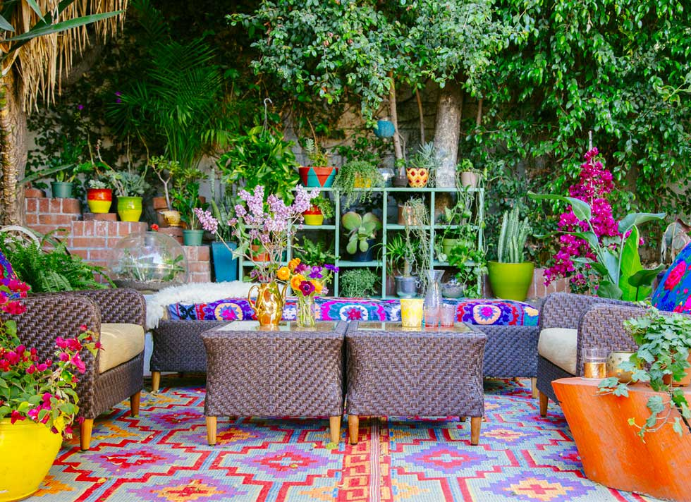 GARDEN DESIGN TRENDS | Cool patio decor ideas to try this summer