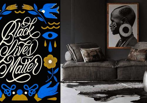 #BLACKLIVESMATTER | Learning more about African design and interior style