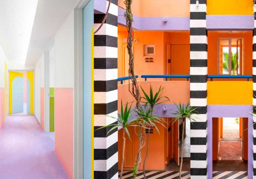 INTERIOR TRENDS | The New London Fabulous celebrates diversities with colours