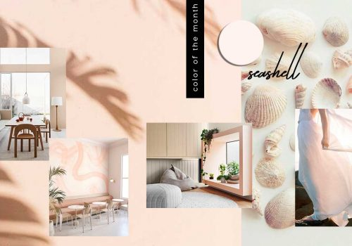 nude interior, neutral paint interiors, monochrome interior trend, minimalist home design, nude color trend, COLOR TRENDS 2021 | Nude color trend in interiors and design