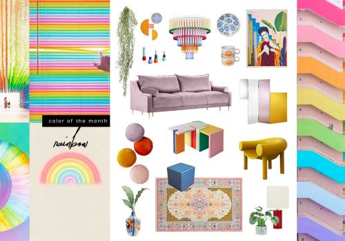SHOP IT | A Rainbow Home to Weather the Storm