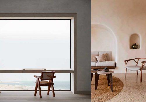 INTERIOR TRENDS   The New Minimalist Style