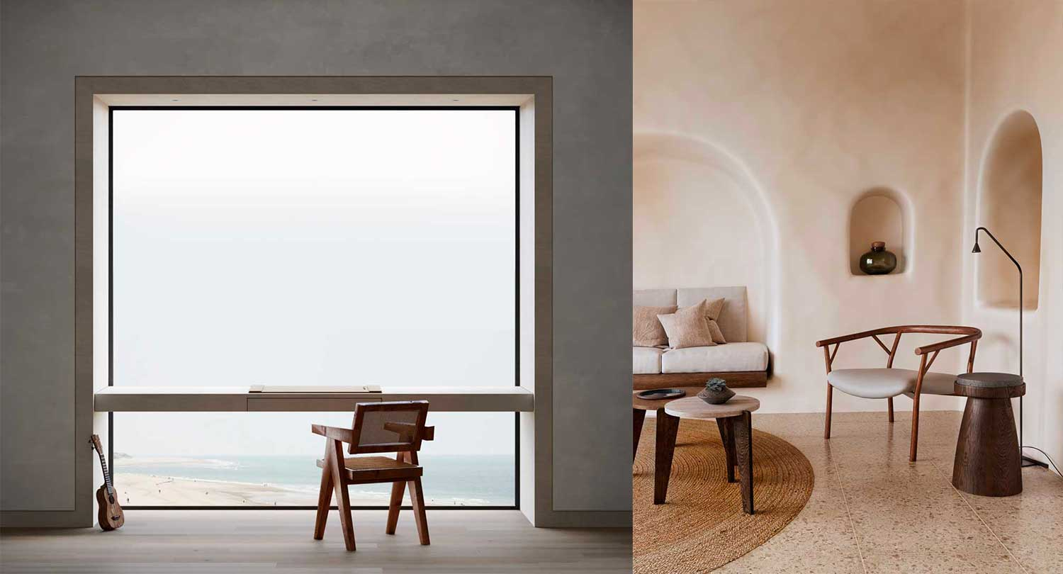Interior Trends The New Minimalist Style Inspired By Mediterranean