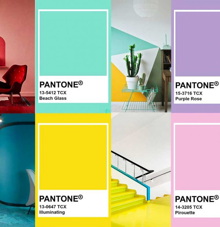 SPRING SUMMER 2021 COLOR TRENDS according to Pantone