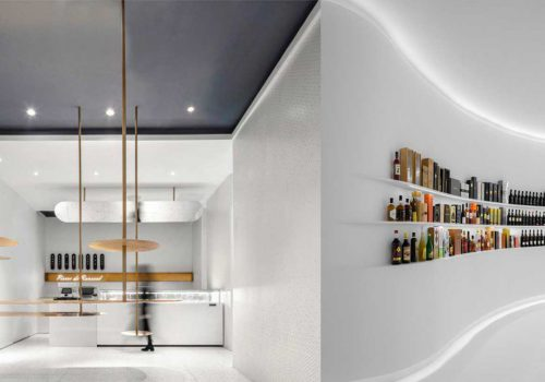 15 Creative Shop and Restaurant Designs from the A' Design Award