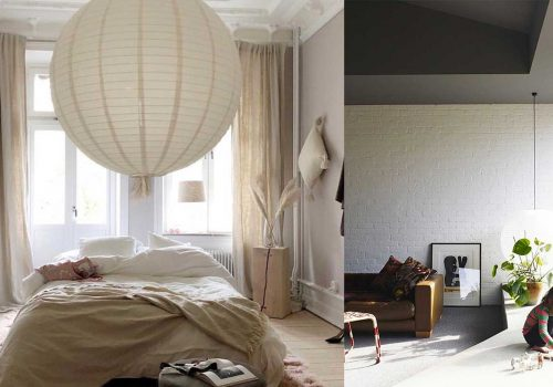 INTERIOR TIPS | How to decorate with Japanese paper lamps