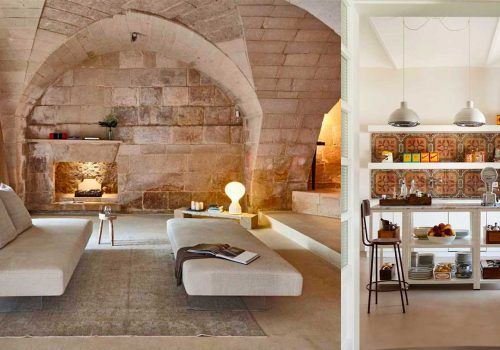 INTERIOR TRENDS   How to get the Modern Rustic Italian interior style