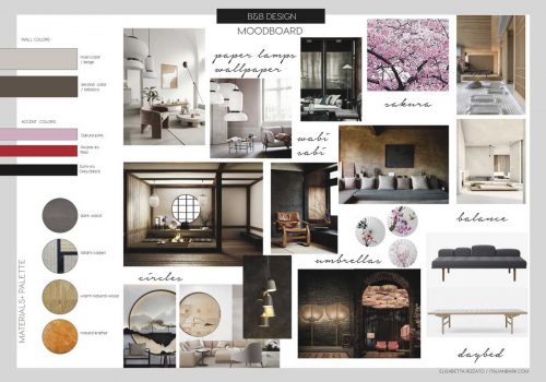 E-DESIGN | B&B interior design in Japan