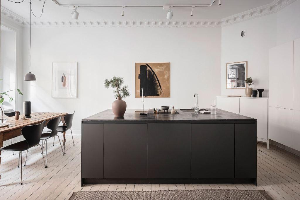 How to design a Minimalist Kitchen? Browse our Minimalist kitchen design ideas and tips for a perfect kitchen - design trends on italianbark