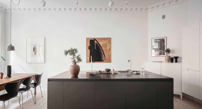 KITCHEN DESIGN TRENDS   How to design a minimalist kitchen ideas