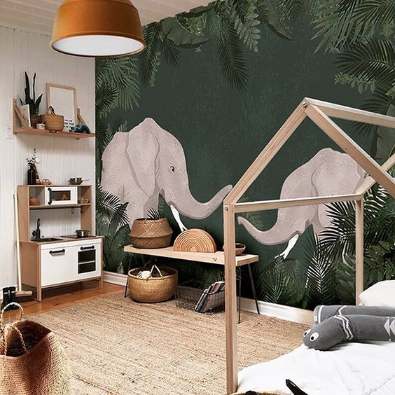 6 Gorgeous Kids Bedroom Ideas Inspired By The African Interior Style