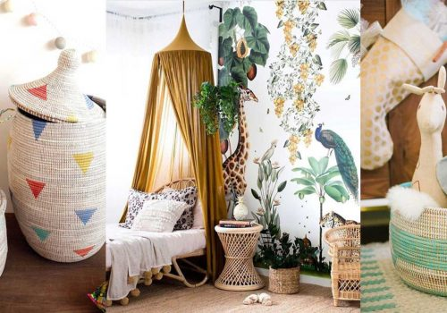 6 gorgeous African inspired decor ideas for the kids'room