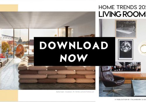LIVING ROOM TRENDS 2021 | Download our New Trend Report