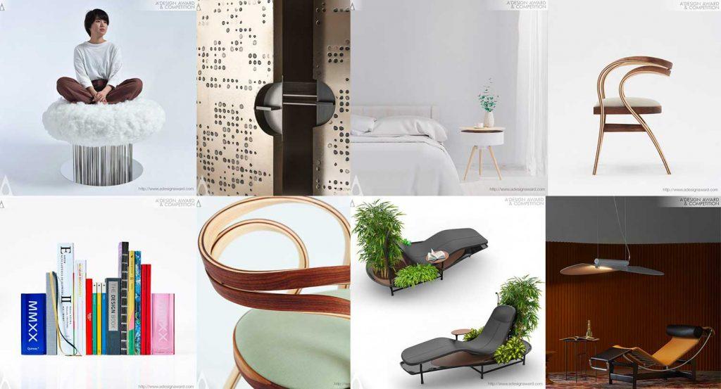 biggest furniture design trends 2021, a design award winners