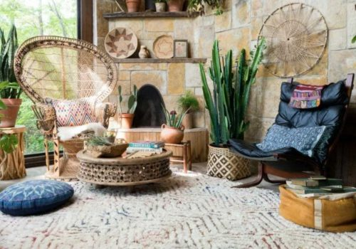 INTERIOR TIPS | How to get the perfect boho interior style