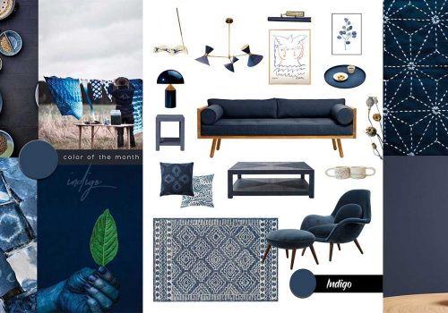SHOP IT | A perfect Japanese style interior in indigo blue