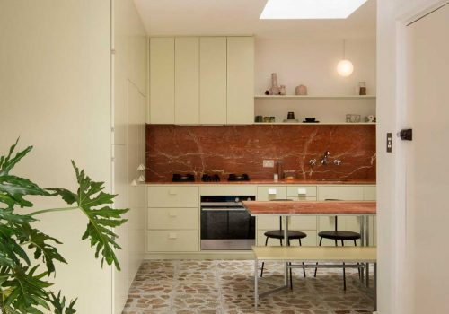 KITCHEN TRENDS | 5 inspiring kitchen designs in green