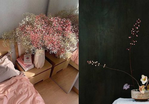 DECOR TRENDS | How to decorate with IKEBANA and other great floral arrangements
