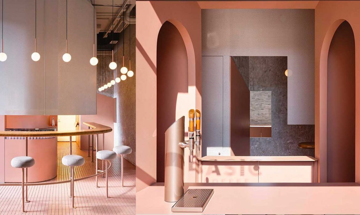 How to design an instagrammable business? Be inspired by our selection of super instagrammable coffee shops ideas