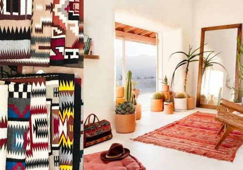 DECOR TRENDS | 5 stunning rug styles for a boho twist