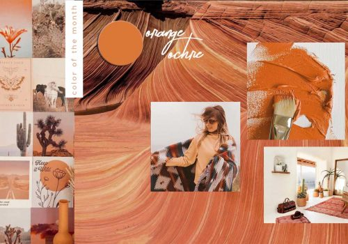 Protected: COLOR OF THE MONTH | Desert-vibes with Orange Ochre