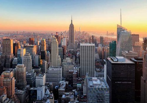 DESIGN TRAVELS | Four of the world's most iconic skylines