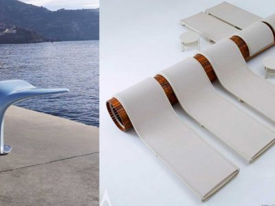 10 Beautiful Outdoor furniture designs from the A'Design Award